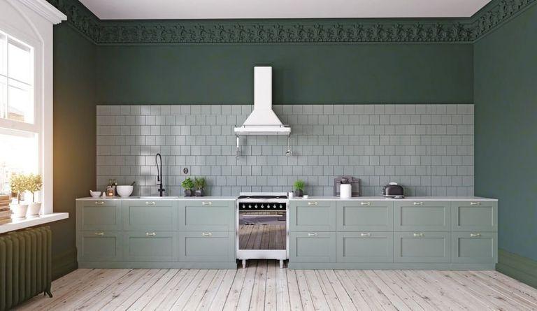 Rivestimento per una cucina moderna - Instapro