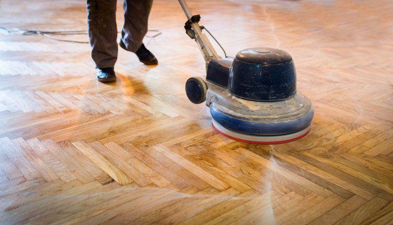 lamatura e levigatura dei pavimenti