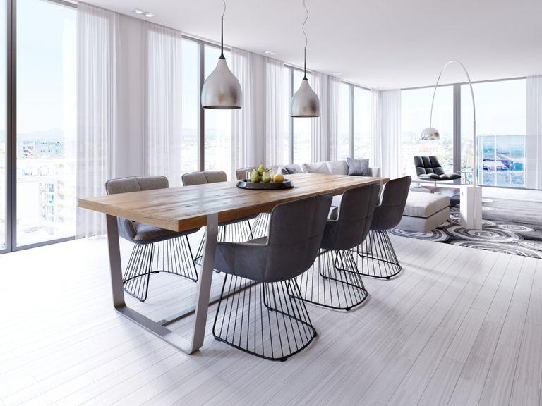 Tavolo legno moderno 5 tipologie di tendenza - Instapro