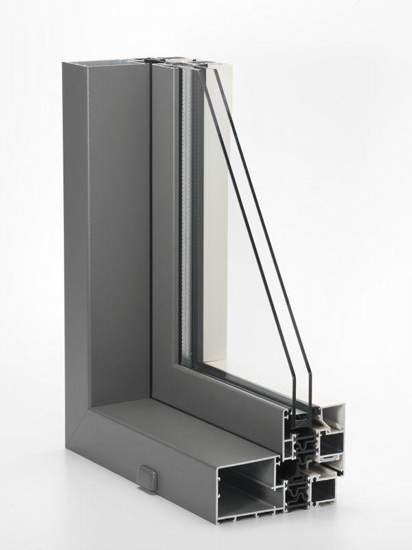 alluminio finestre installare