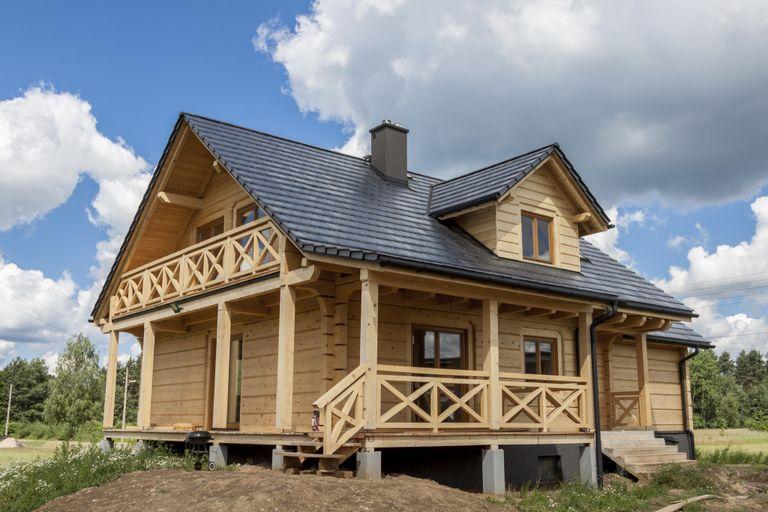 Come Costruire Una Casa In Legno E Quali Materiali Utilizzare