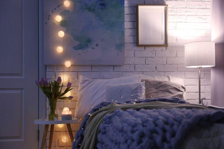 Come illuminare la camera da letto idee e soluzioni