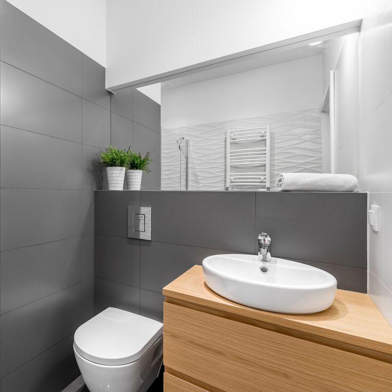 Arredo bagno piccolo idee belle e funzionali for Arredo bagno piccolo moderno