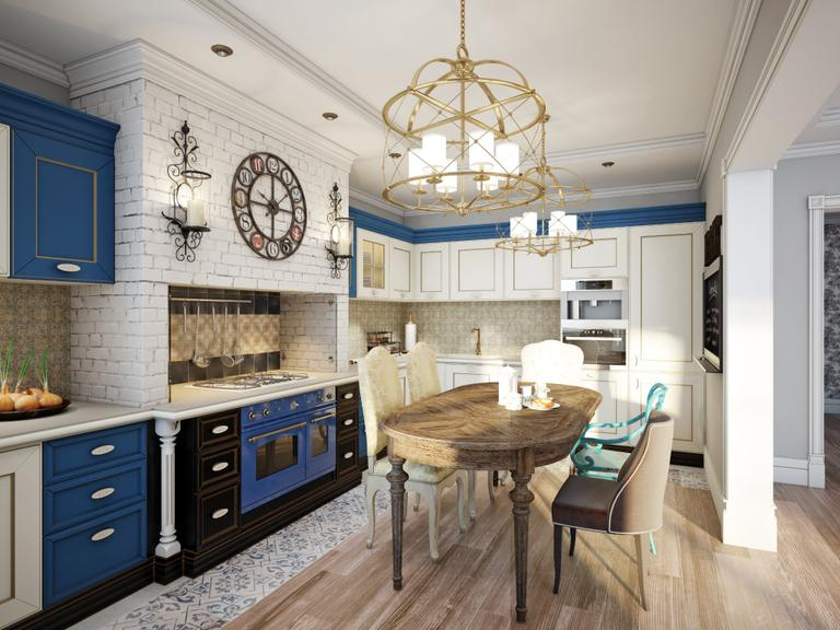 Cucina in stile rustico- Instapro