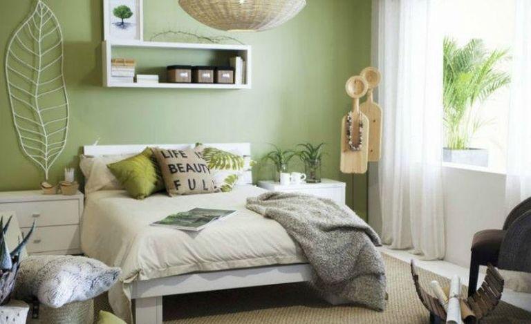 Quale abbinamento colori pareti camera da letto scegli?