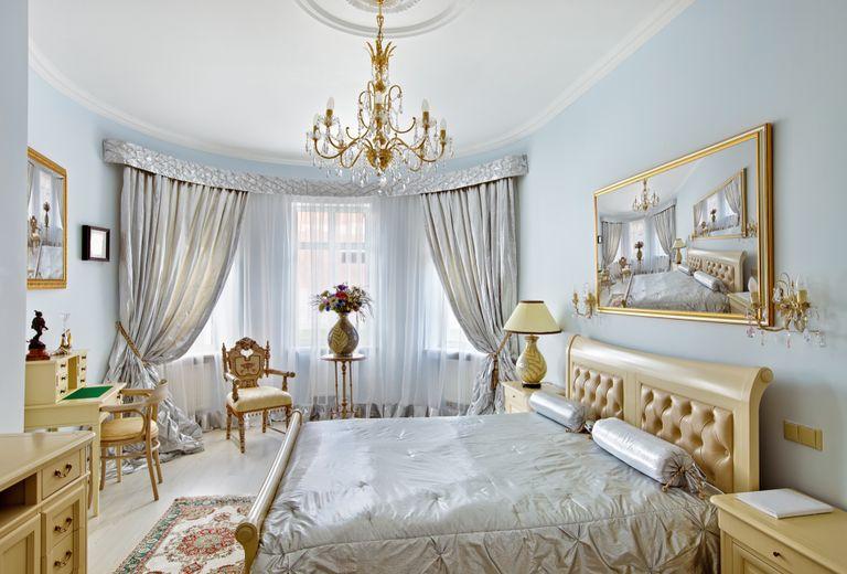 Tipologie di camera da letto in stile barocco – Instapro