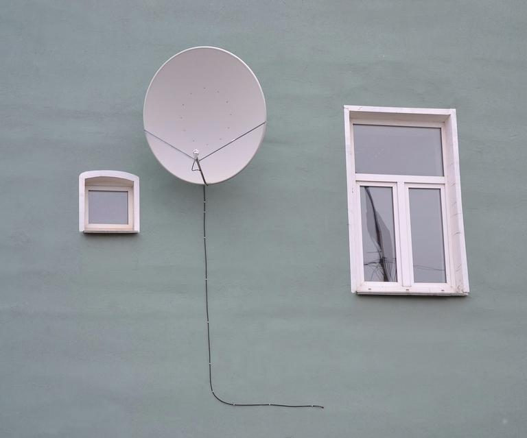 TV parabole antenna