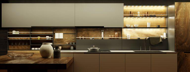 Come valorizzare la cucina con l\'Illuminazione
