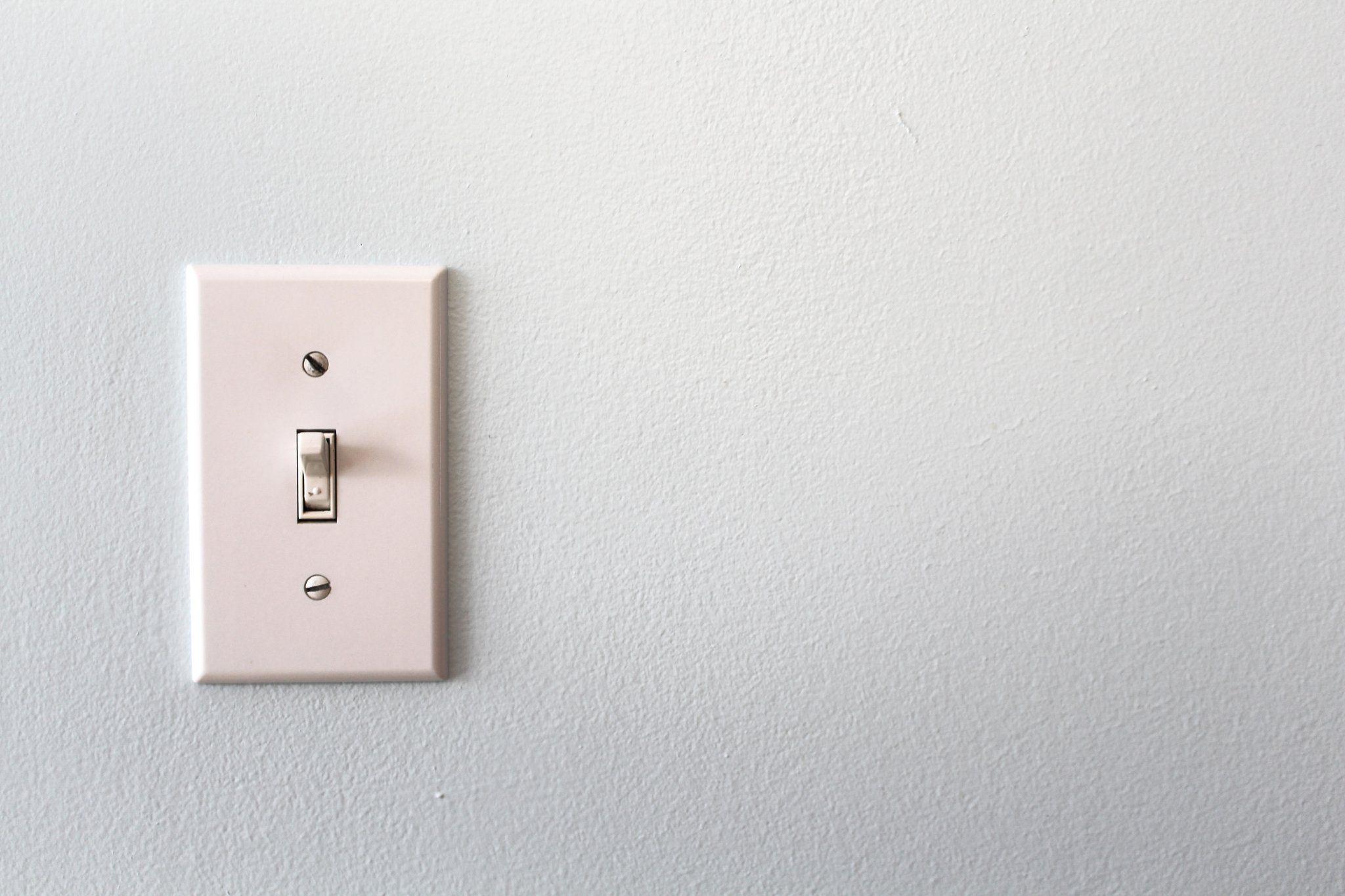 Come collegare un interruttore
