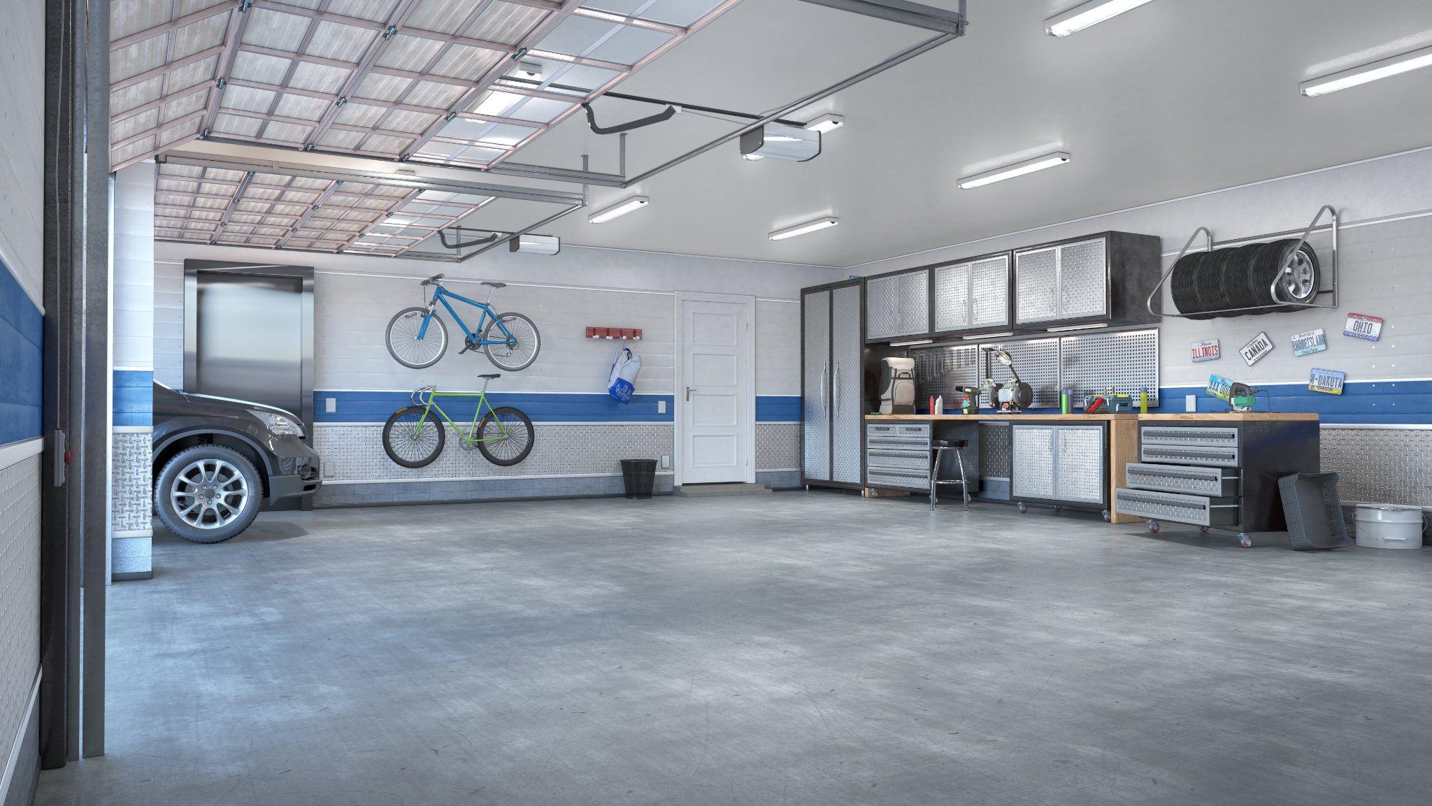Quanto Costa La Posa Del Pavimento Del Garage La Guida Ai Prezzi Instapro