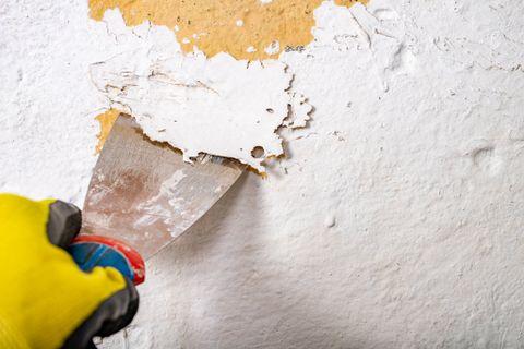 Come togliere la vernice