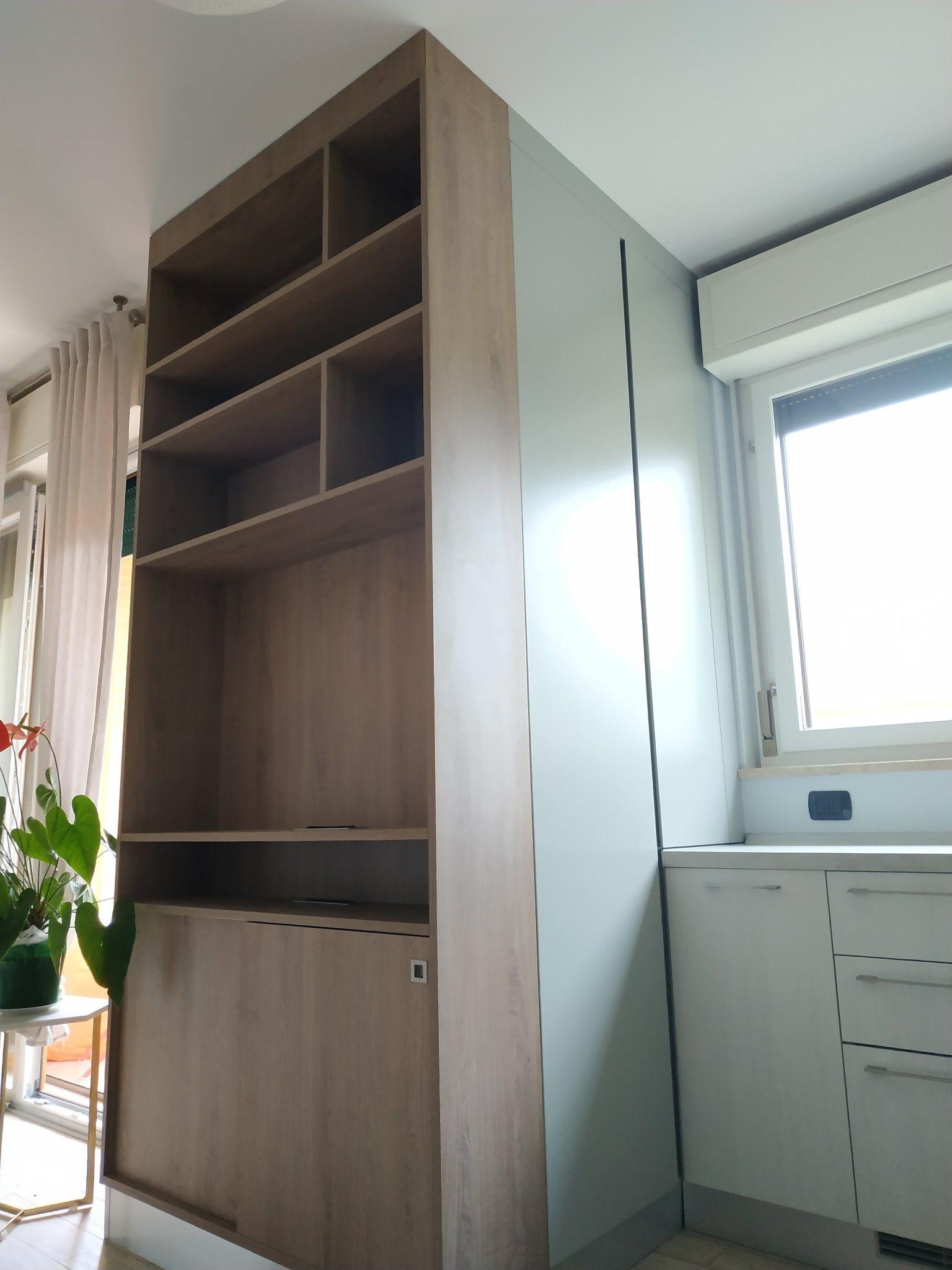 mobile cucina/soggiorno - Instapro
