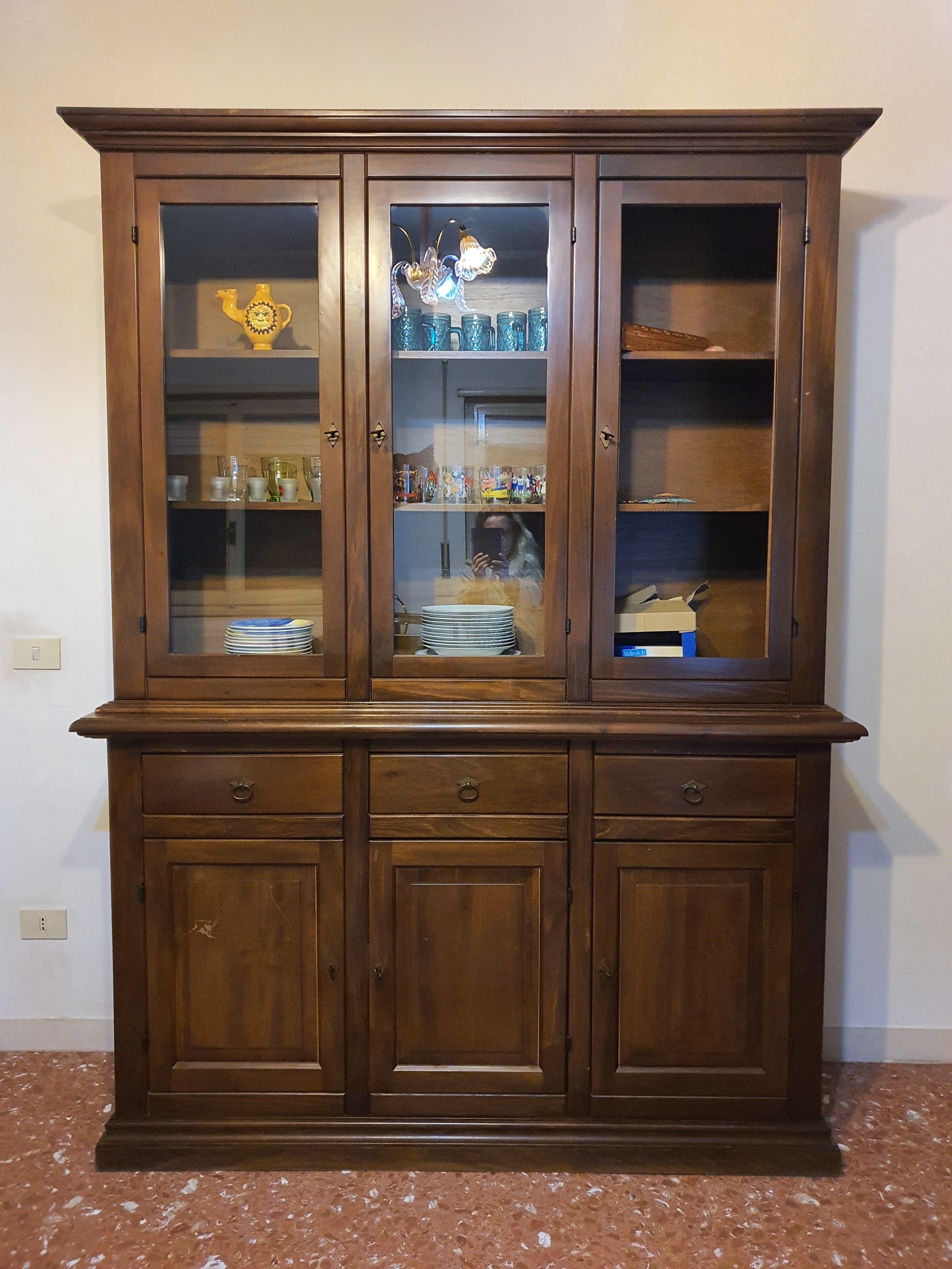 Spostamento mobili: 1 credenza e 1 parete soggiorno - Instapro